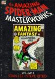 Marvel Masterworks: The Amazing Spider-Man, Volume 1 - Stan Lee - Paperback - COMIC BOOK
