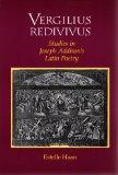Vergilius Redivivus Studies In Joseph Addison's Latin Poetry