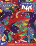 Explorations in Art Grade 6 - Fine Art and Studio Process CD-ROM