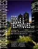Tools & Techniques of Risk Management & Insurance