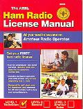 Arrl Ham Radio License Manual All You Need to Become an Amateur Radio Operator