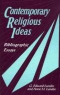 Contemporary Religious Ideas Bibliographic Essays