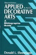 Applied and Decorative Arts: A Bibliographic Guide