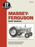 Massey Ferguson Shop Manual Mf-201