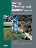String Trimmer and Blower Service Manual Str-3