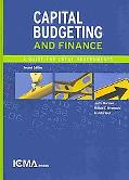Capital Budgeting and Finance: A Guide for Local Governments