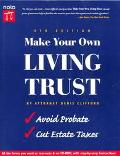 Make Your Own Living Trust-w/cd