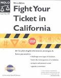 Fight Your Ticket in California