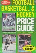 Football, Basketball and Hockey Price Guide