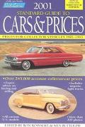 2001 Standard Guide to Cars & Prices