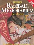 Tuff Stuff's Baseball Memorabilia Price Guide - Larry Canale - Paperback - 2ND, REVISED