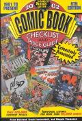2002 Comic Book Checklist and Price Guide: 1961 to Present