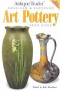 Art Pottery American & European Price Guide