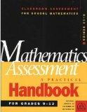 Mathematics Assessment A Practical Handbook  For Grades 9-12