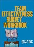 The Team Effectiveness Survey Workbook