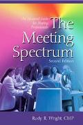 Meeting Spectrum The Guide For Meeting Professionals
