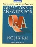 American Nursing Review Q.+a.f/nclex-rn