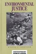 Environmental Justice: A Reference Handbook - David E. Newton - Library Binding