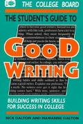 Student's Guide to Good Writing - Rick Dalton - Paperback