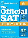 Official SAT Study Guide For the New SAT (tm)