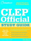 College Board Clep Official Study Guide