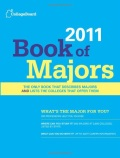 Book of Majors 2011 (College Board Book of Majors)