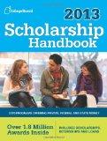 Scholarship Handbook 2013 : All-New 15th Edition