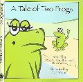 Tale of Two Frogs Inspired by a Russian Folktale