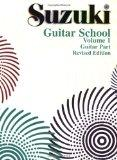 Suzuki Guitar School, Guitar vol 1