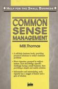 Common Sense Management