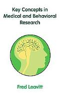 Key Concepts in Medical and Behavioral Research