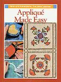 Applique Made Easy