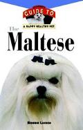 Maltese An Owner's Guide to a Happy Healthy Pet