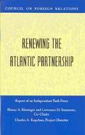 Renewing The Atlantic Partnership Independent Task Force Report