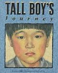 Tall Boy's Journey - Joanna Halpert Kraus - Library Binding