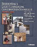 Residential and Light Commercial Construction Standards