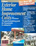 Exterior Home Improvement Costs The Practical Pricing Guide for Homeowners & Contractors