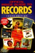 Official Price Guide to Records