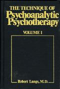 Technique of Psychoanalytic Psychotherapy Initial Contact  Theoretical Framework  Understand...