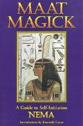 Maat Magick A Guide to Self-Initiation