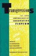 Transgressions: The Iowa Anthology of Innovative Fiction
