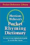 Merriam-Webster's Pocket Rhyming Dictionary