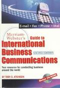 Merriam-Webster's Guide to International Business Communications