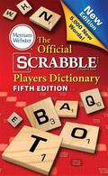 Official Scrabble Players Dictionary, Fifth Edition