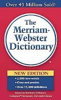 Merriam Webster Dictionary