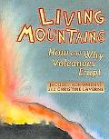 Living Mountains How And Why Volcanoes Erupt