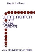 Communication and Social Order
