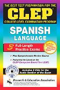 Best Test Preparation for the Clep Spanish