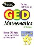 Ged Mathematics The Best Test Prep for the Ged
