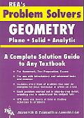 Geometry Problem Solver Plane, Solid, Analytic